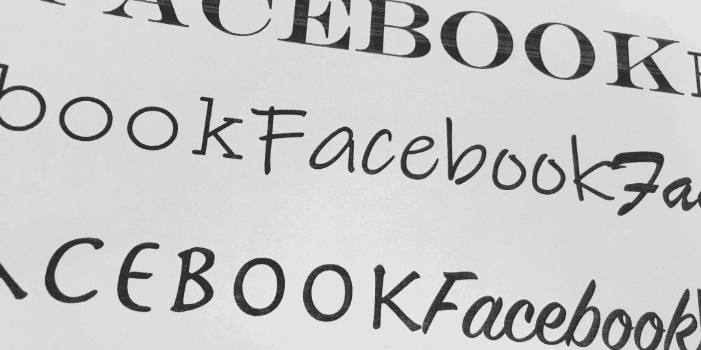 Should you be using Facebook Fonts?