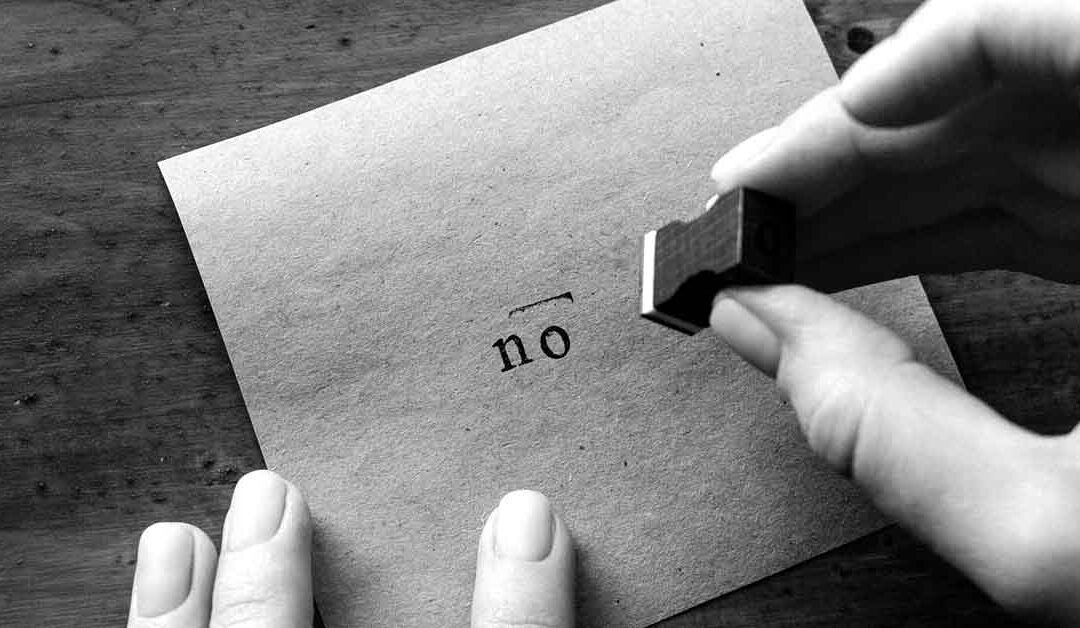 "How Saying, ""No,"" Will Transform Your Business"