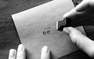"""How Saying, """"No,"""" Will Transform Your Business"""