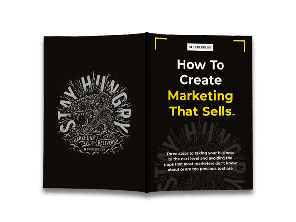 Free How To Create Marketing That Sells Guide from Codebreak