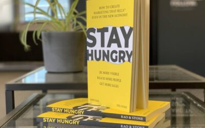 What You Can Learn From the Stay Hungry Book
